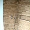 ACCADEMIA-I Unterputz Duscharmatur mit separater Bedienung für Kopfbrause und Handbrause, Chrom