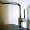 1 Loch Küchenarmatur OXO-templight, Auslauf schwenkbar, chrom.