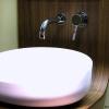 Unterputz Wandarmatur EILEEN-X für Waschschüsseln, Chrom