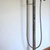 Badewannenrandarmatur EILEEN zur Montage auf dem Fußboden für freistehende Badewanne, chrom