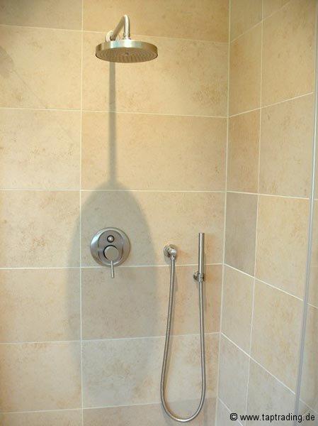 Duscharmatur Unterputz : Unterputz Duscharmatur EILEEN-X mit separater Handbrause und 200mm