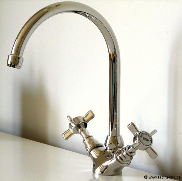 produkte ? nostalgie küchenarmaturen ? tap-trading hannover-sylt - Nostalgie Wasserhahn Küche