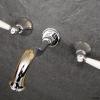KENT Unterputz Küchenarmatur mit auslauf 190mm, Chrom.