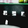 3 Loch Waschtischarmatur unterputz DJ, Einzelstück fehlerfrei, Nr. TT00NE-119