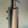 runder Seifenspender zur Wandmontage, messing verchromt, TT00AHBA09514