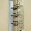 TAVUS Unterputz Duschthermostat mit 3 Wege Umstellerventil, Chrom