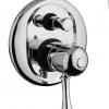 LONG ISLAND Unterputz Thermostat Wannenarmatur m. Umsteller